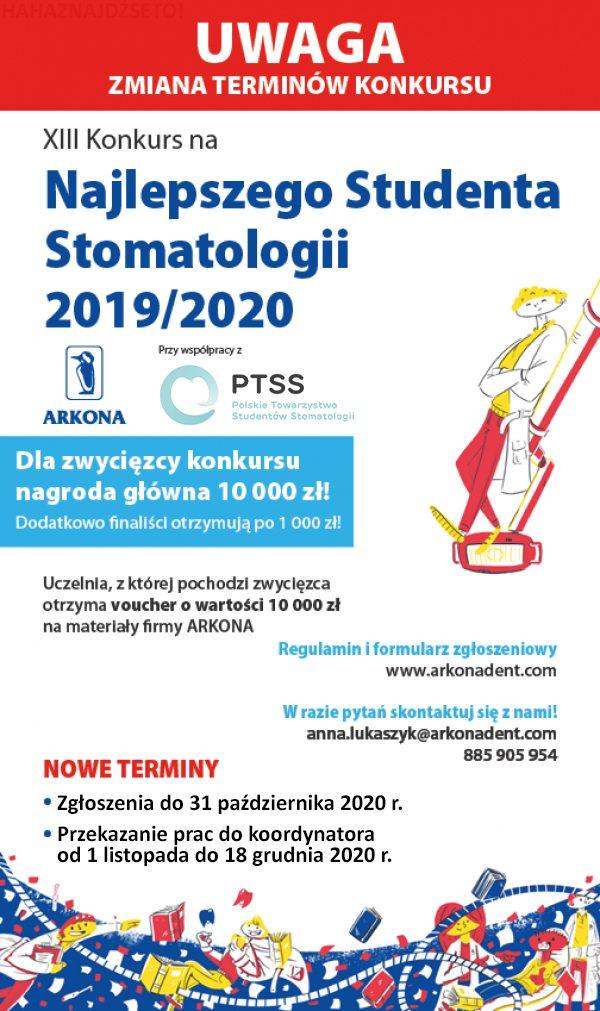 konkurs-najlepszego-studenta-stomatologii-2019-2020